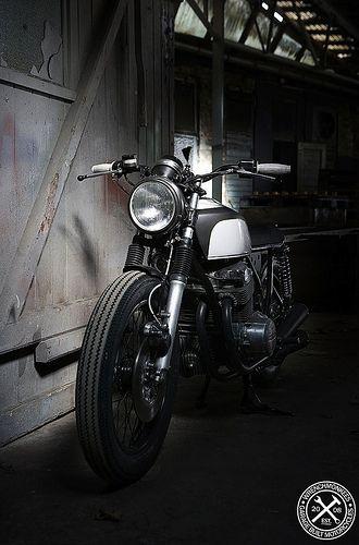 Monkee #29 Honda CB750 By The Wrenchmonkees