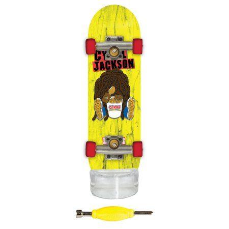 Tech Deck, TD Skate Co Series 4, 96mm Fingerboard, Baker Skateboards, Multicolor