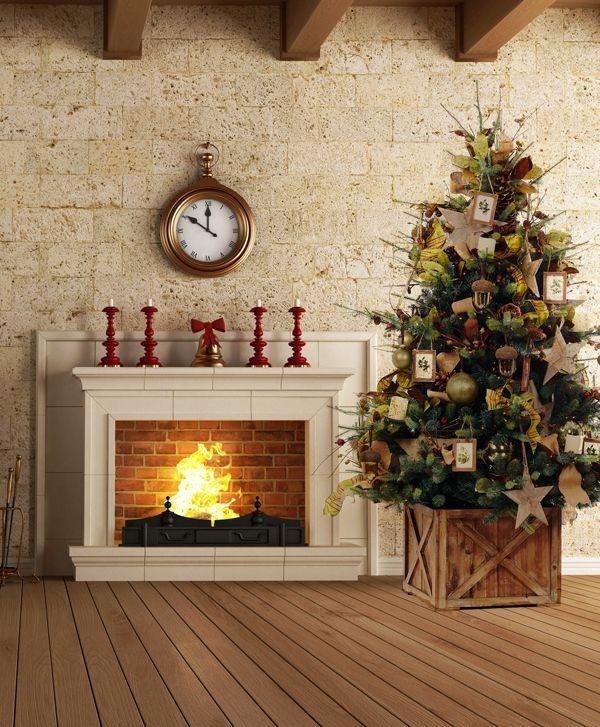 Shawnee Mall Christmas Decor