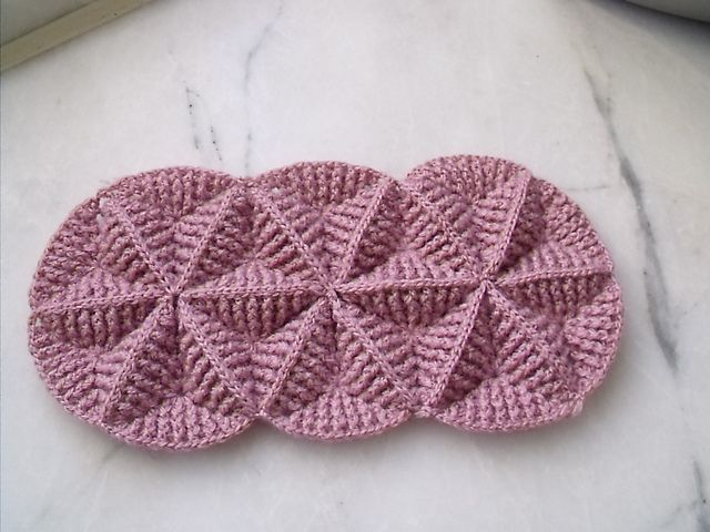 Ravelry: Project Gallery for White Lily Blanket pattern by Elena Fedotova