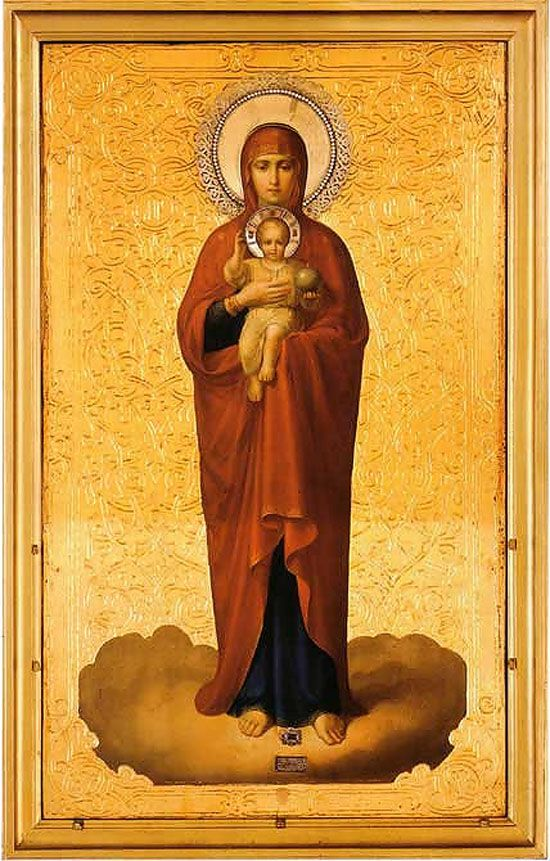 Valaam Icon of the Mother of God - Orthodox Church in America