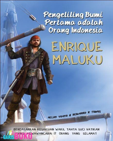 ENRIQUE MALUKU  Toko Buku Online GarisBuku.com 02194151164  |  0813102030084