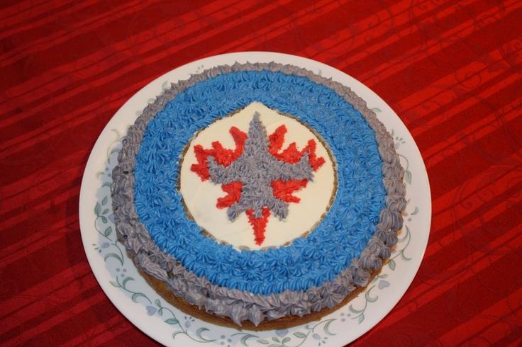 My Brother's Birthday Cake: Winnipeg Jets