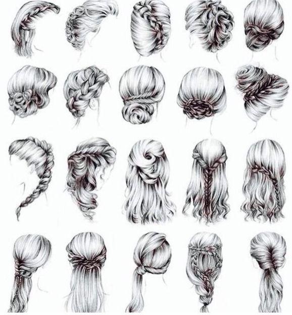 Braids for days!