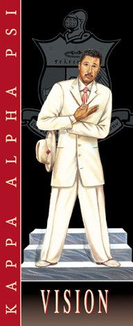 Vision (Kappa Alpha Psi) by Johnny Myers
