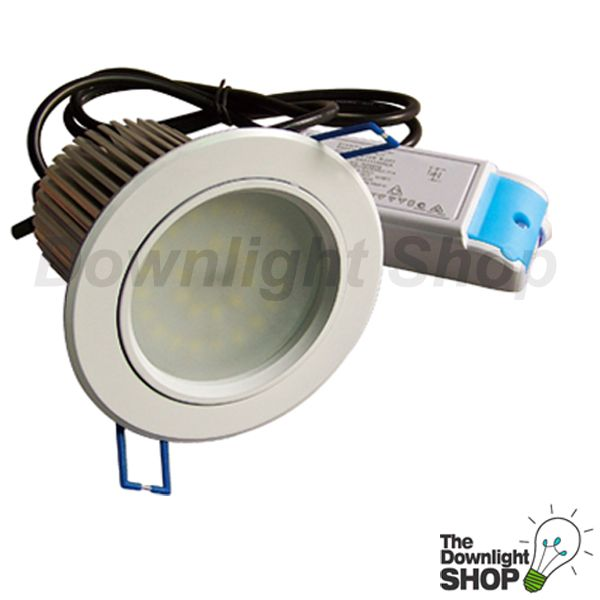 16W SHADOWLINE LED DOWNLIGHT KIT, 120° (WHITE) WARM WHITE LIGHT  -  $47.99 SAVE: 36% OFF