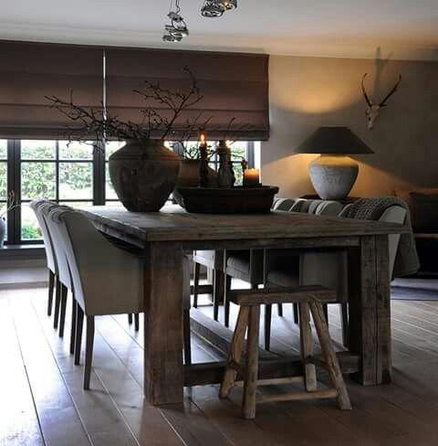 25 beste idee n over eettafel decoraties op pinterest eettafels keukentafel decoraties en - Coin bureau ontwerp ...