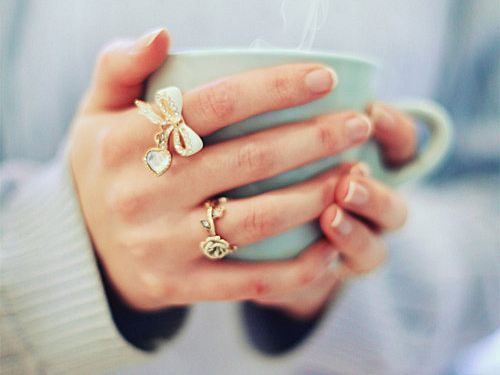 rings rings rings!!!: Cup, Style, Bows, Jewelry, Bow Rings, Accessories, Tea, Photo