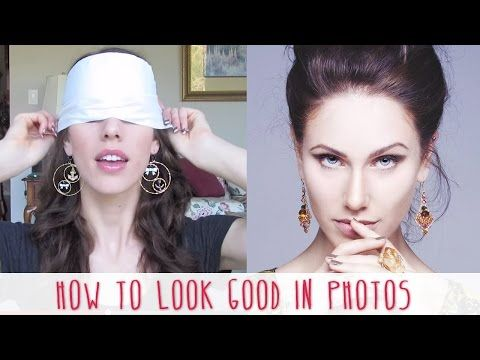 How To Look Good In Photos - My Tips as a Model | Cassandra Bankson - YouTube