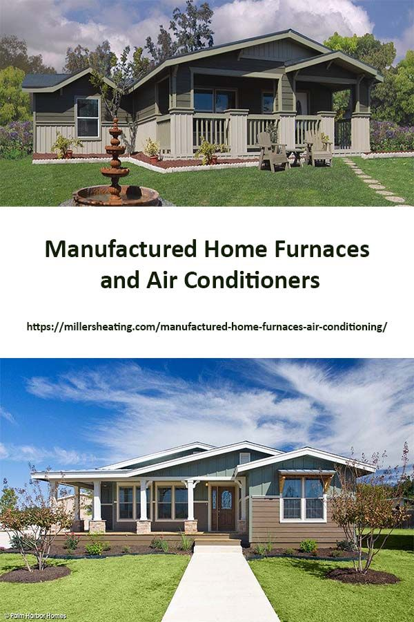 Manufactured Home Furnaces And Air Conditioning Home Furnace