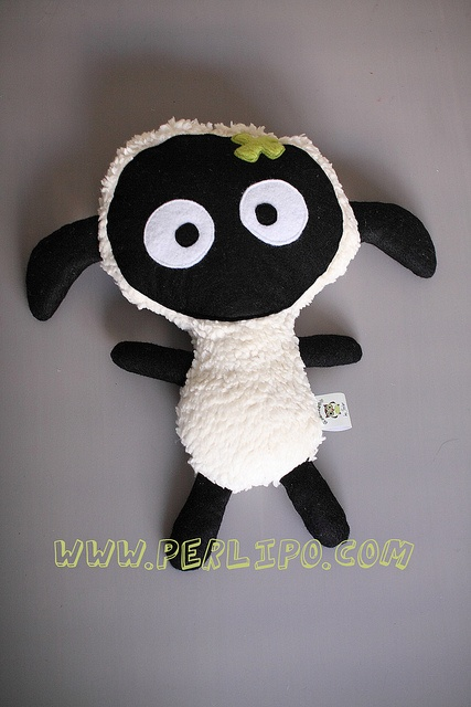 Free pattern : doudou mouton by Perlipo