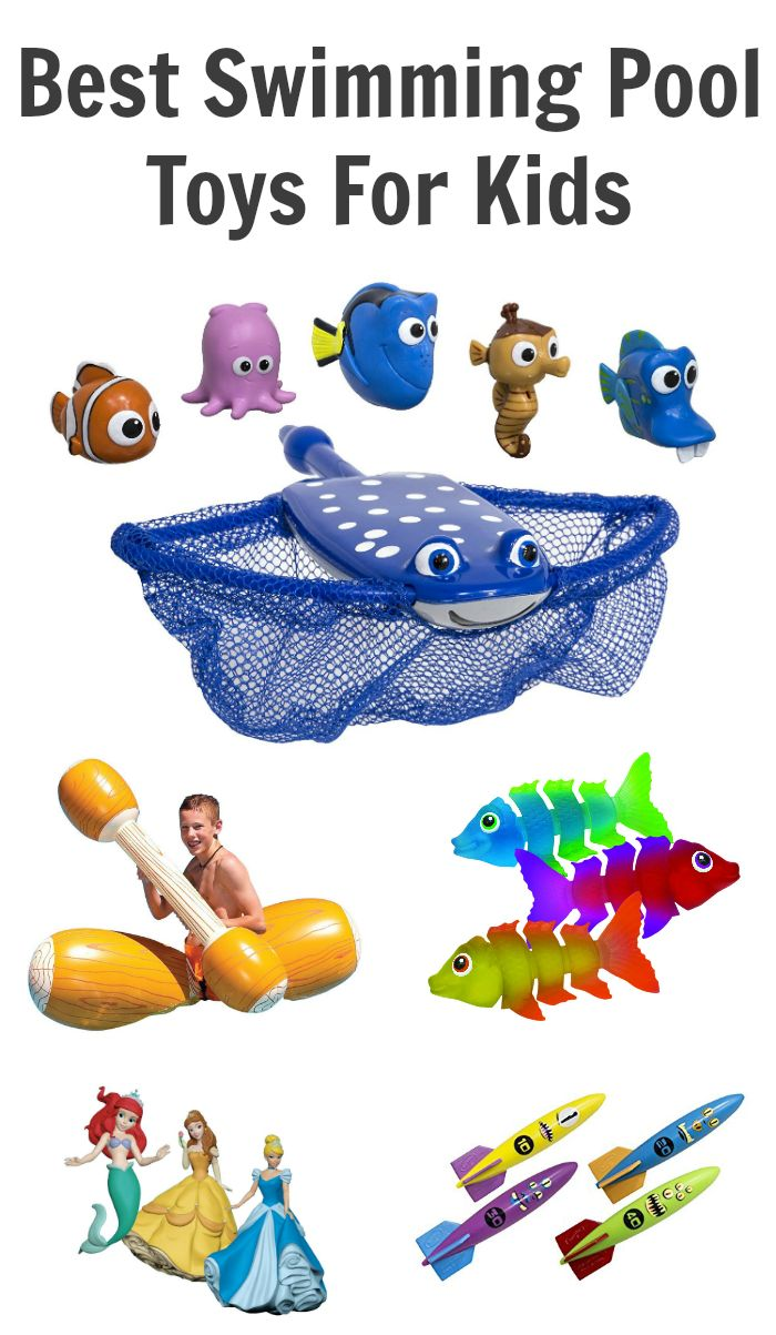 Best Swimming Pool Toys For Kids