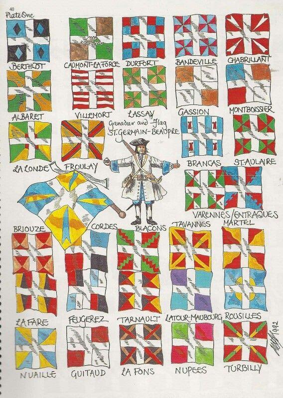Army of Louis XIV (7)