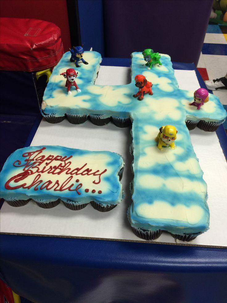 Air patroller toys for cake topper The
