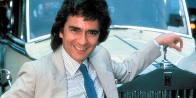 Dudley Moore, 1935-2002  Died at age 66 of Progressive supranuclear palsy.  It is a degenerative disease involving the gradual deterioration and death of specific volumes of the brain.  Best known for his roles in the movies Arthur and '10'