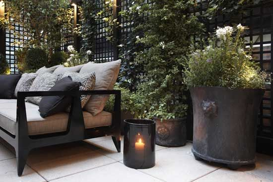 CONTAINER GARDENS FROM PENNOYER AND NEWMANN
