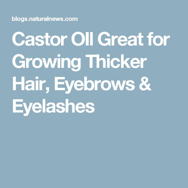 how to get hair to grow thicker