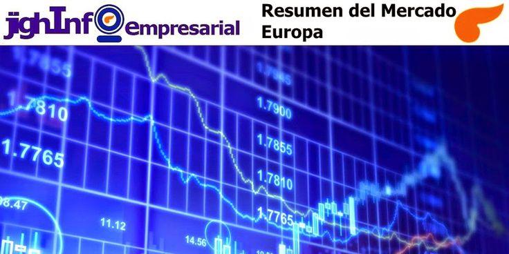 #Empresarial: Europa, resumen: Bolsas impulsadas al alza por liberación del franco suizo http://jighinfo-empresarial.blogspot.com/2015/01/europa-resumen-bolsas-impulsadas-al.html?spref=tw