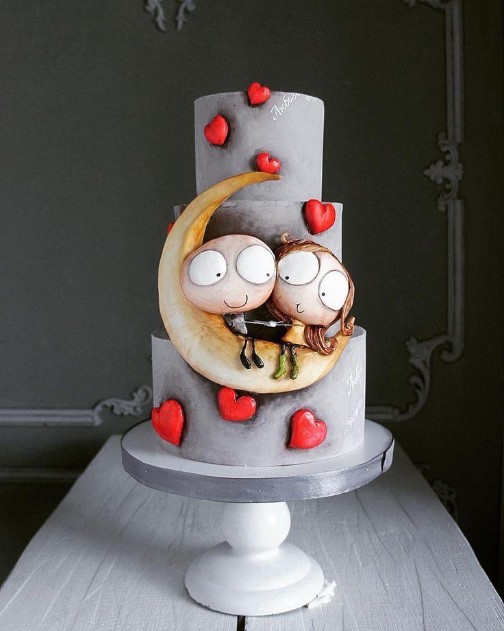 Как сделать дома необычный торт фото