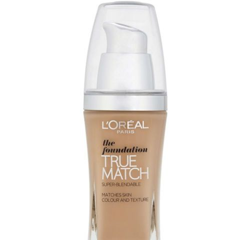 L'Oreal True Match Foundation.  £9.99 Dupe for Nars Sheer Glow. Great texture and blendable coverage. This is a great buy whether your next student loan is months away or you're just looking for a new foundation to trial.