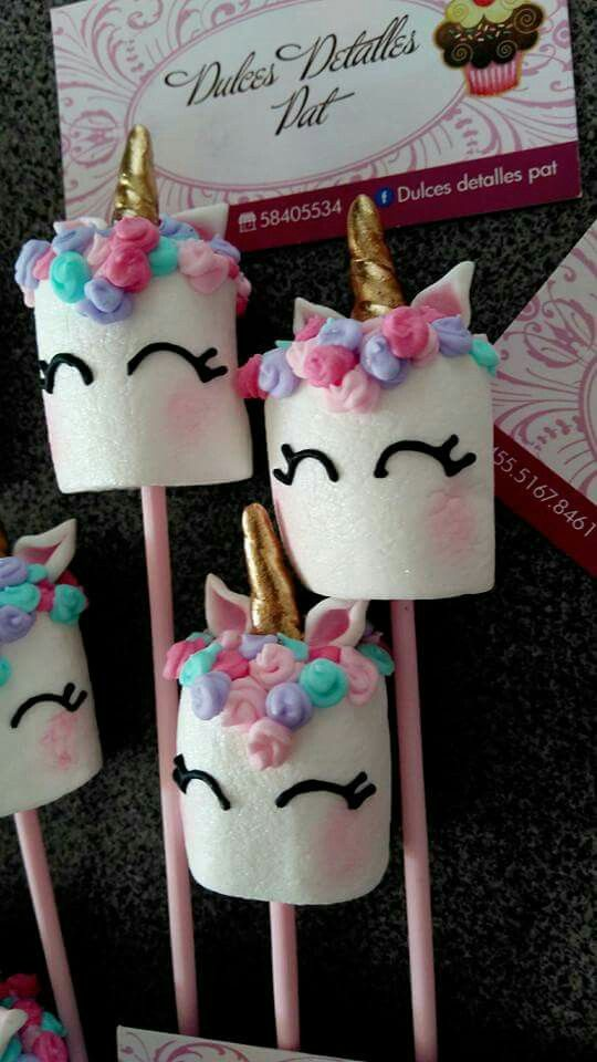 Unicorns marsmelos Mm.....