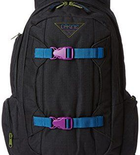 "Dakine Mission Sac à dos portage ski et snowboard Femme: Fits Most 15"" Laptops Fleece Lined Goggle Pocket Organizer Pocket Cet article…"