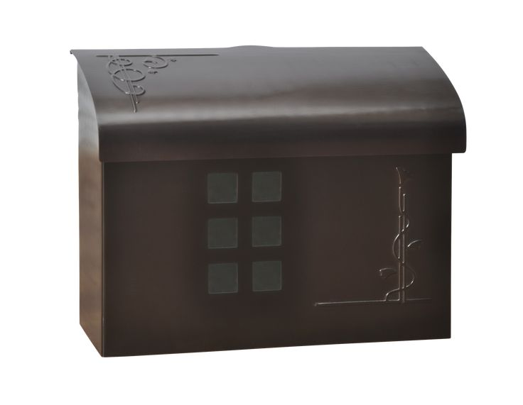 17 Best Images About Residential Wall Mount Mailboxes On