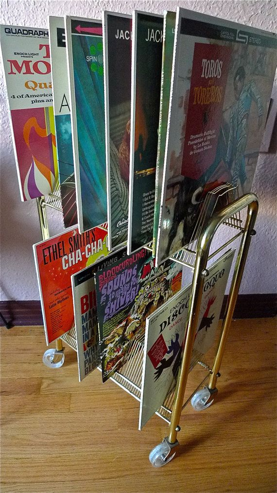 33 Best Images About Lp Record Storage Racks Amp Stands On