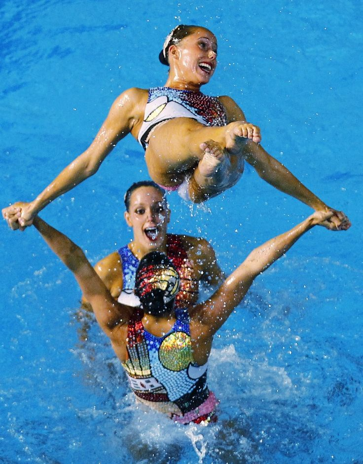 54 best images about Synchronized swimming on Pinterest ...