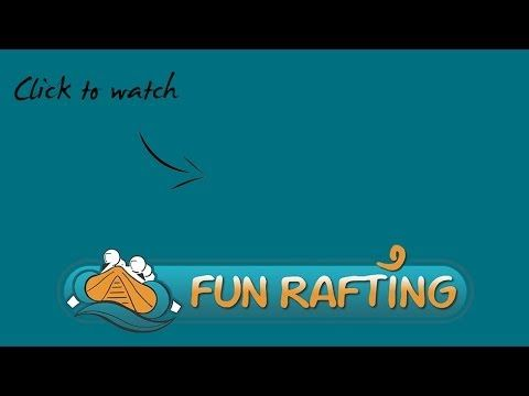 Fun Rafting und Canyoning im Lechtal / Tirol
