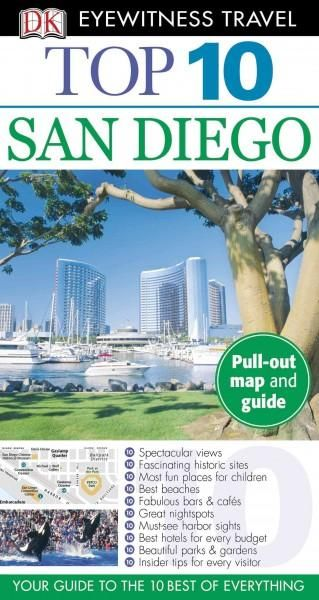 DK Eyewitness Travel Guide: Top 10 San Diego will lead you straight to the best attractions that this ocean-side city has to offer. The guide is divided by area with restaurant reviews for each, as we