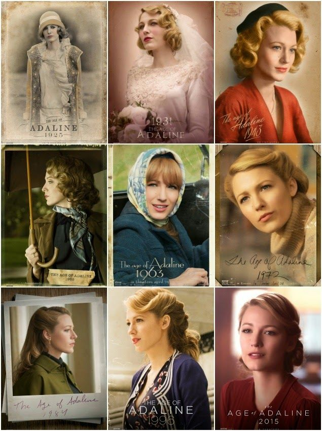 The Cooking Actress: The Age of #Adaline #IC #ad