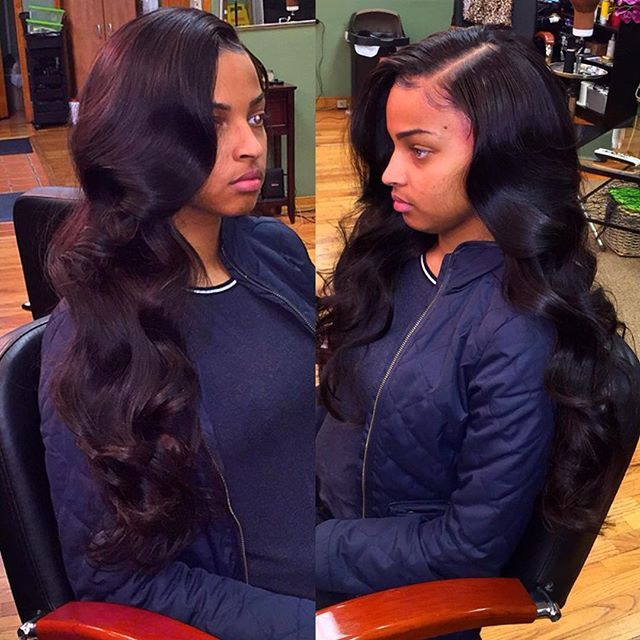 @tonicheri_ sew in side part ...Instagram photo | Websta (Webstagram)