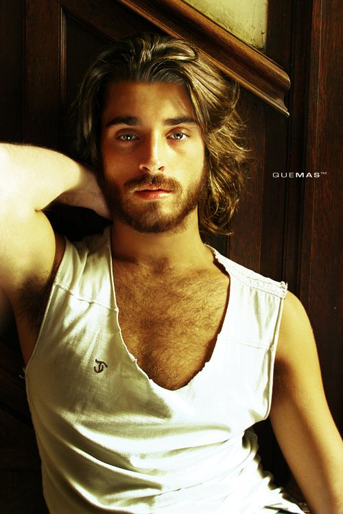 Is this Jesus? God he's hot!