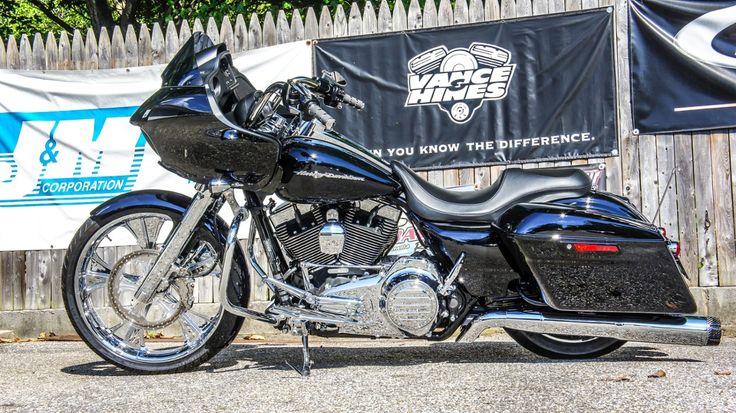 2015 New Harley Road Glide FLTRX Custom Build - ThingLink