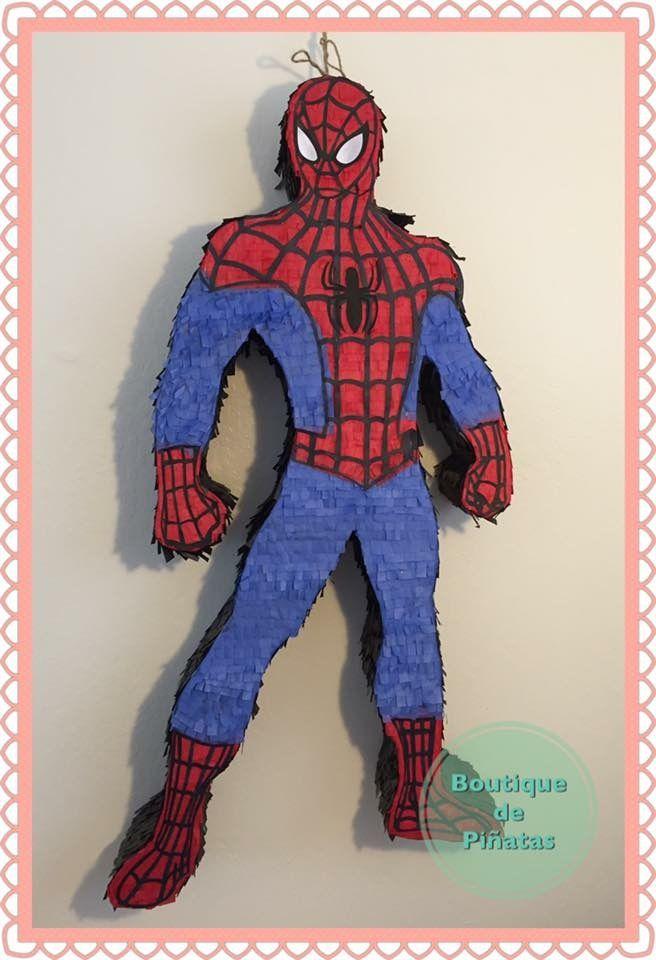 Spiderman • Hombre araña • Piñata • $580 | 2 días para ...