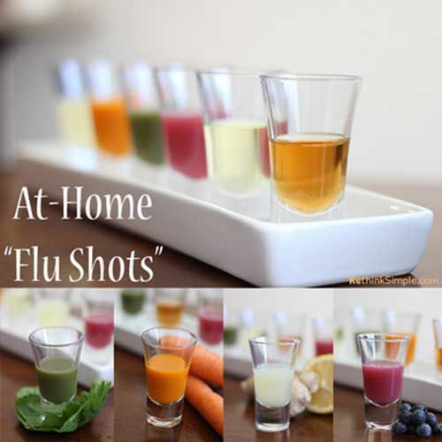 How To Make At-Home Flu Shots, natural, flu, health, prepping, homesteading, flu season, how to, make your own, medical,