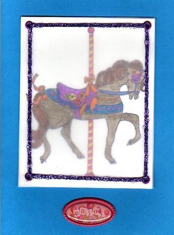 horsegiantcarousel2006 Brenda Frey