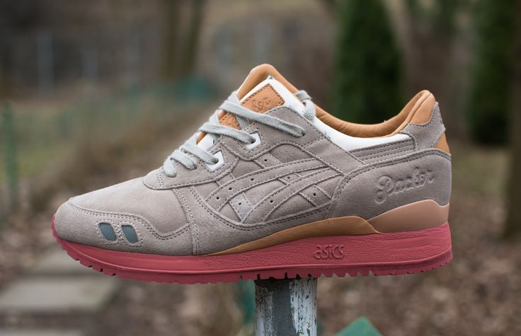 "ASICS GEL LYTE III x PACKER SHOES ""DIRTY BUCK"""