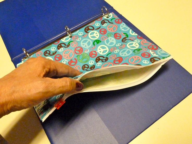duct+tape+crafts | Make it easy crafts: Binder Pencil Pouch from Duct Tape and a storage ...