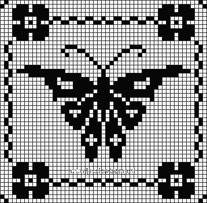 beautifull filet patterns
