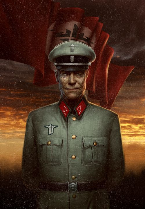 "Wilhelm ""Deathshead"" Strasse"