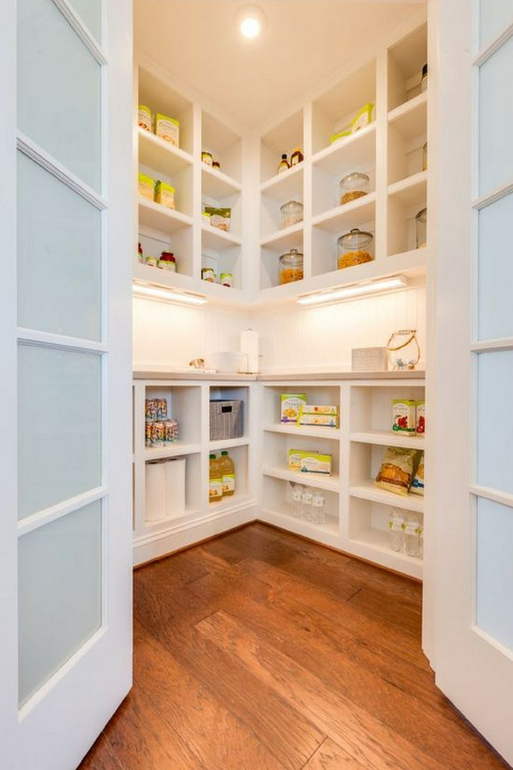 These beautiful pantry design ideas will inspire you to makeover