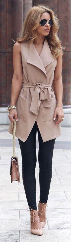 Blush Tones / Fashion By Nada Adelle:
