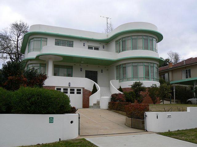 Art Deco Home 367 best art deco streamline houses images on pinterest | art deco