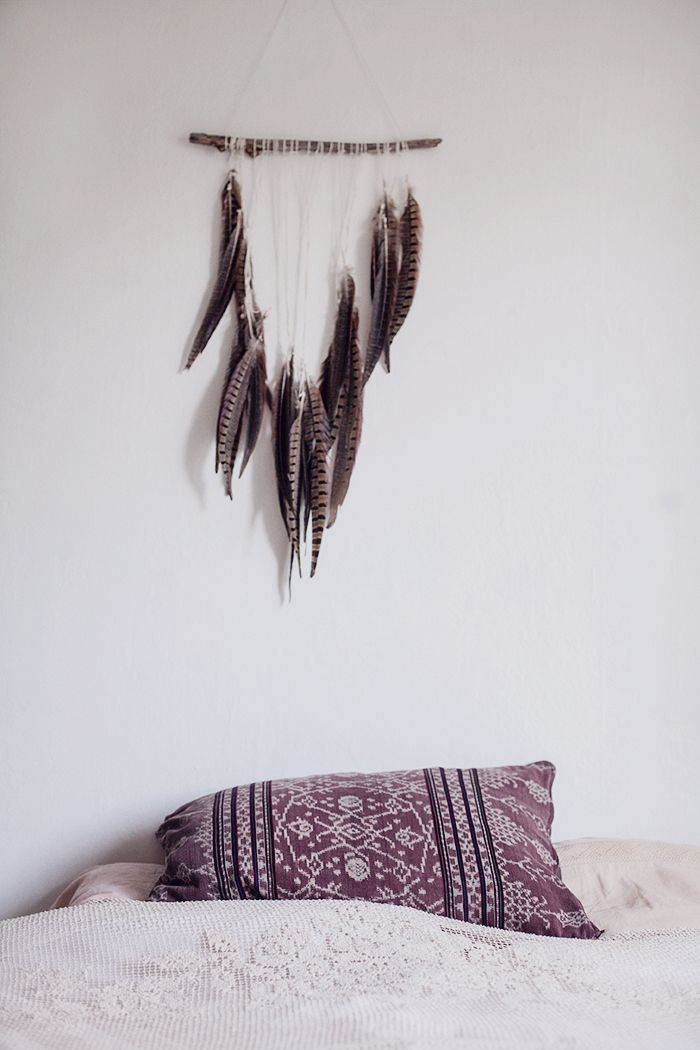 Cozy Home That Blend Vintage With Modern Boho 13
