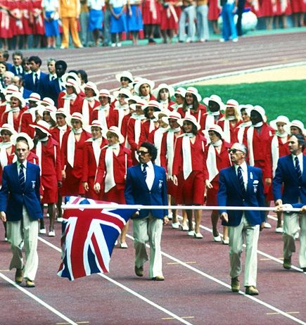 Great Britain at the 1976 Olympic Games