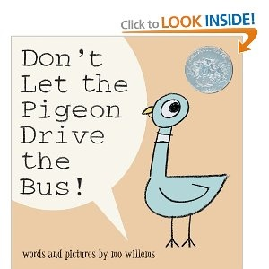 Don't Let Pigeon Drive the Bus!