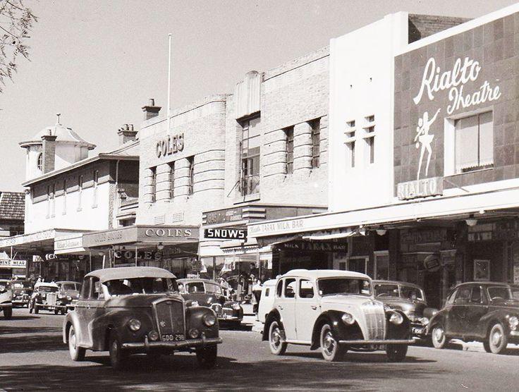 Rialto theatre approx. 1955
