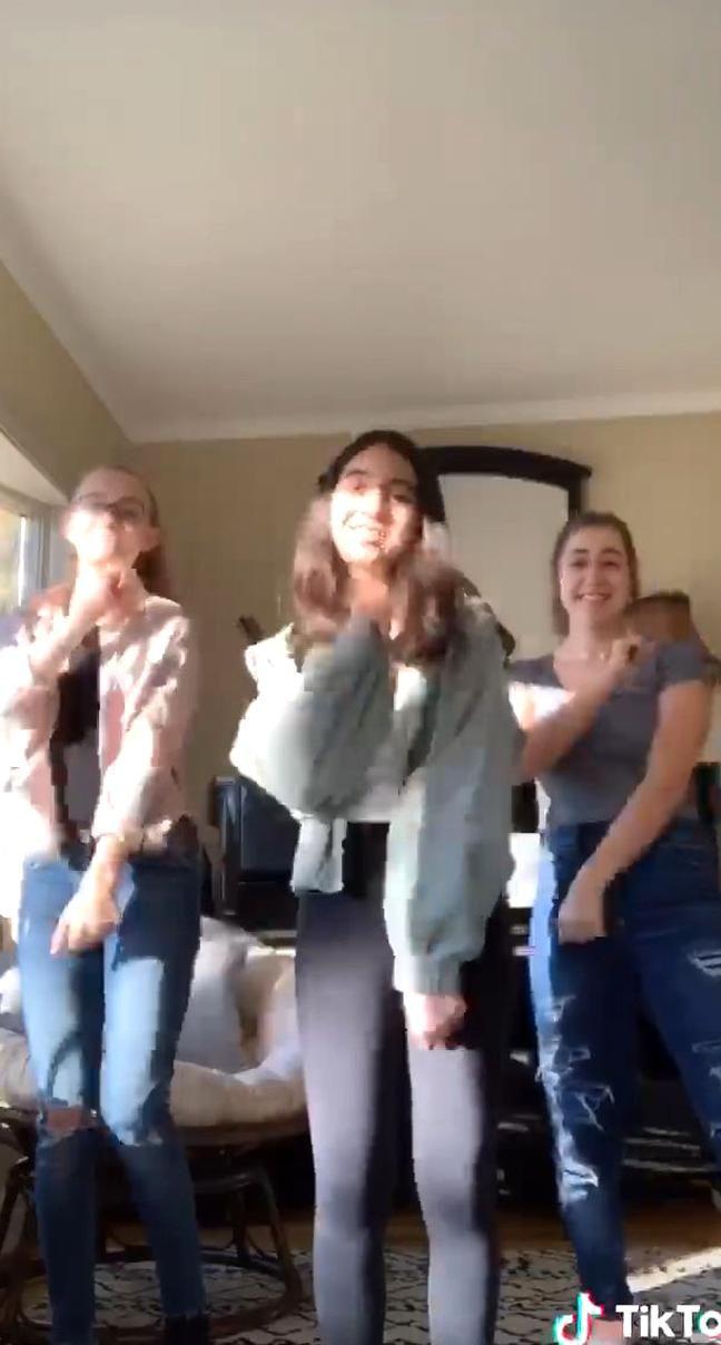 Tiktok Tiktokdance Friends Dance Best Friend Gifs Dance Videos Me As A Girlfriend